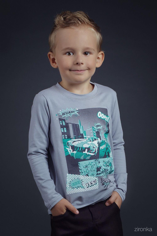 a64b1546274 Реглан для мальчика приятного серого цвета купить в интернет ...