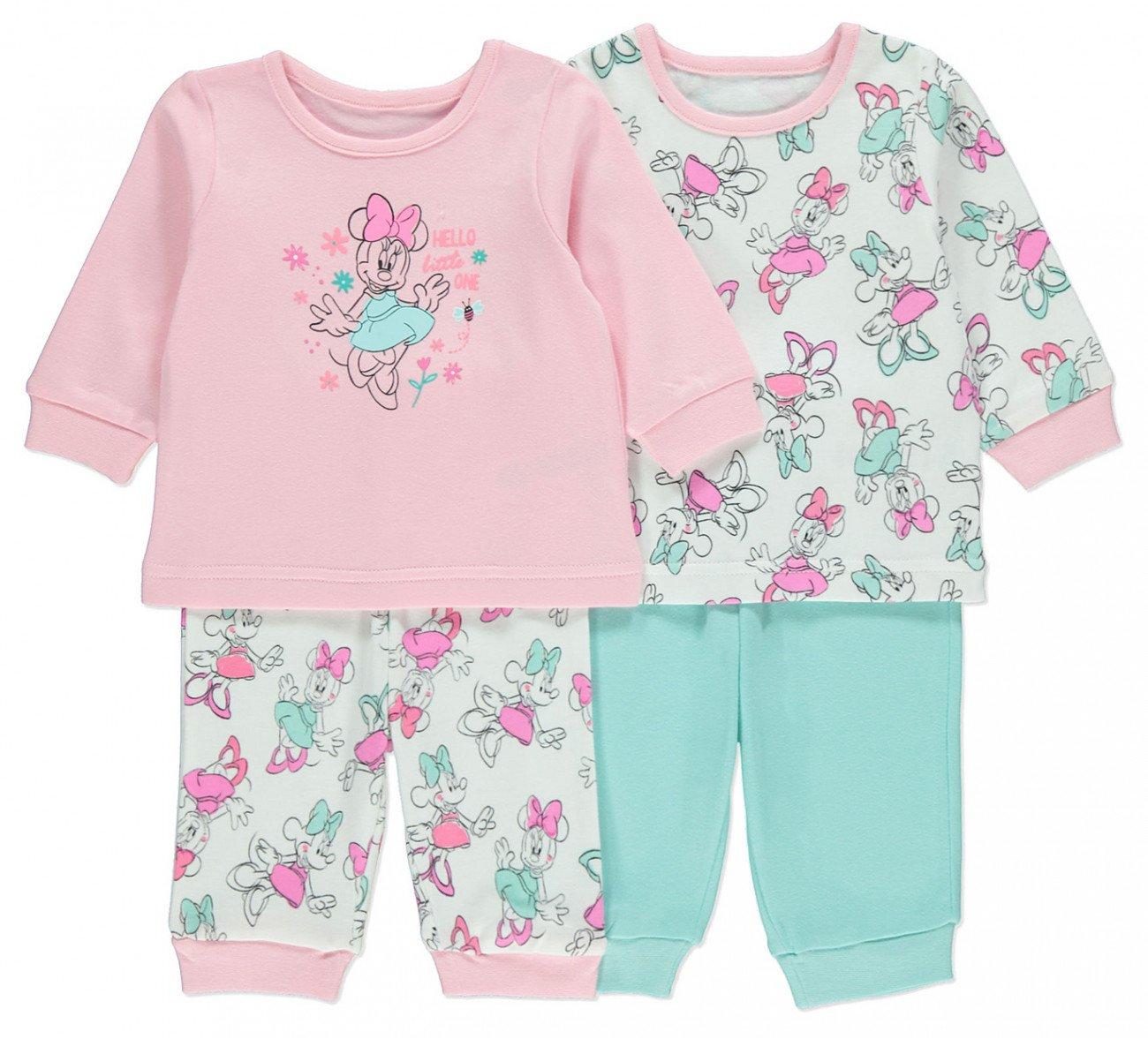 dd7a216bd10e7 Комплект из двух пижам для девочки