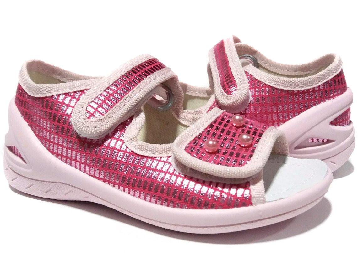 7201354ed Открытые яркие босоножки для девочки купить в интернет магазине Леопольд